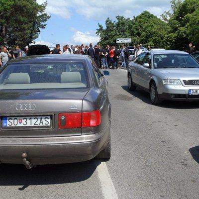 Водителей авто на иностранных номерах начали штрафовать