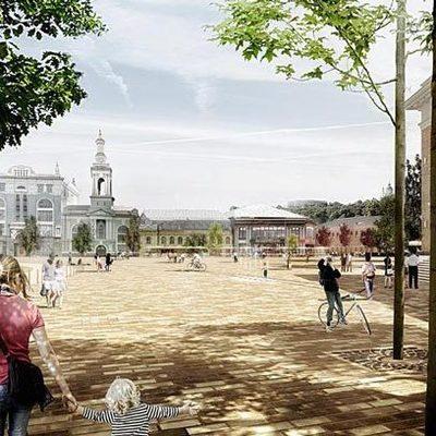 На Подоле в столице изменилась схема движения транспорта