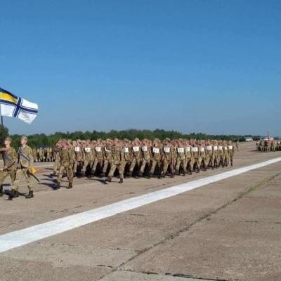 Репетиции парада ко Дню Независимости в Киеве (фото, видео)