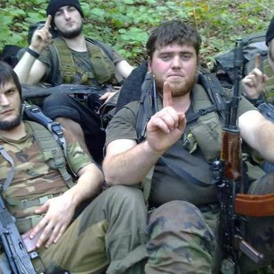 Россия подогнала чеченцев к украинской границе