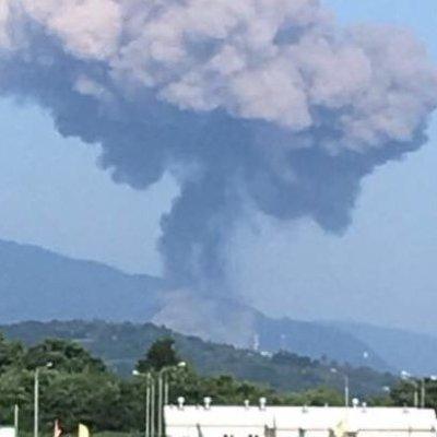 В Абхазии взорвались оружейные склады: десятки пострадавших (видео)
