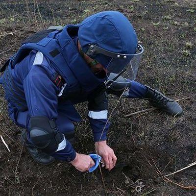 В Киеве спасатели обезвредили два снаряда времен Второй мировой войны