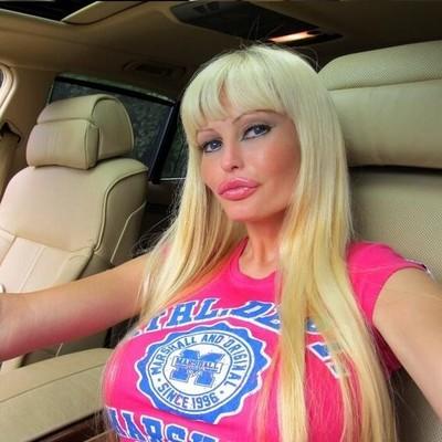В Латвии живет одна из самых красивых женщин в мире (фото)