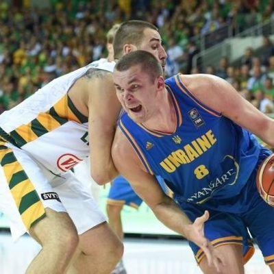 Капитан сборной Украины пропустит Евробаскет