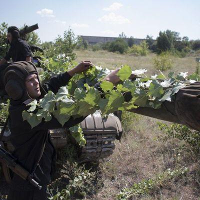 18 обстрелов, боевики в зоне АТО применили реактивную артиллерию