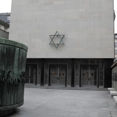 Во Франции осквернили памятник жертвам концлагерей