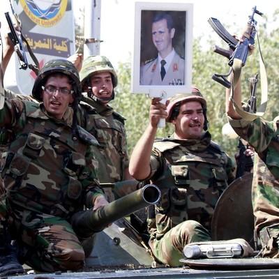 Армия Асада нанесла ракетный удар по пригороду Дамаска, есть раненые, - Anadolu