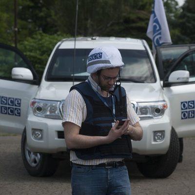 В ОБСЕ призвали Украину и боевиков разминировать трассу «Светлодарск-Дебальцево»