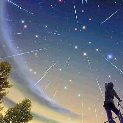 Ночное небо над Украиной подсветит метеоритный дождь