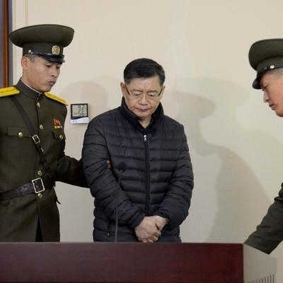 В Корее отпустили пастора, приговоренного к пожизненному заключению