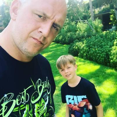 Сын Потапа получил серьезную травму во время отдыха в Греции
