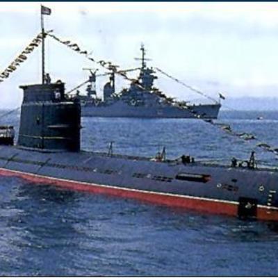 В Крым прибыла новейшая дизельная подлодка «Краснодар»