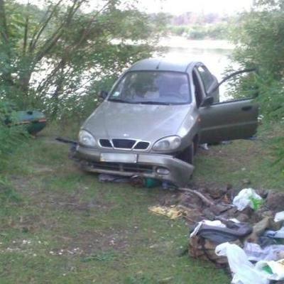 Под Киевом автомобиль насмерть переехал отдыхающего