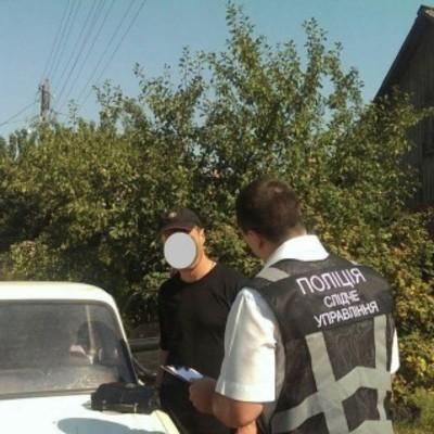 В Бердянске пойманный на взятке чиновник переехал сотрудника СБУ (фото)