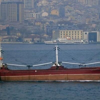 Власти Испании задержали сухогруз с украинцами на борту