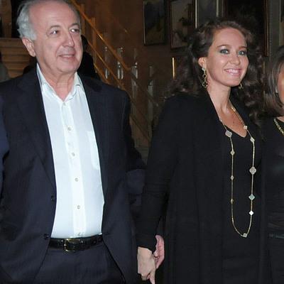 Фуксман подтвердил, что является отцом дочери Бережной, она даже носит его фамилию