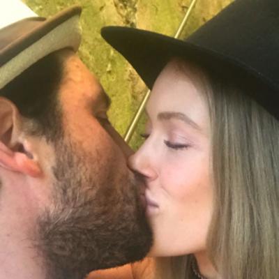 В Италию на медовый месяц улетели Максим Чмерковский и Пета Маргатройд (фото)