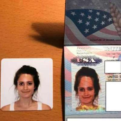 Думаете у Вас фото в паспорте плохое?: опубликованы фото «Худшего в мире фото в паспорте» (фото)