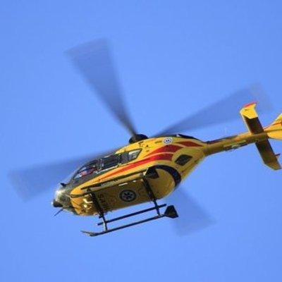 Свадебный вертолет ошибочно приземлился в тюрьме