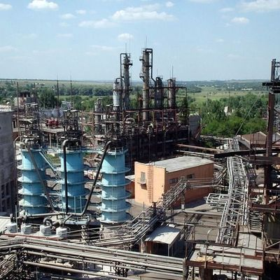 Торецку угрожают две техногенные катастрофы из-за затопленных шахт и фенольного завода