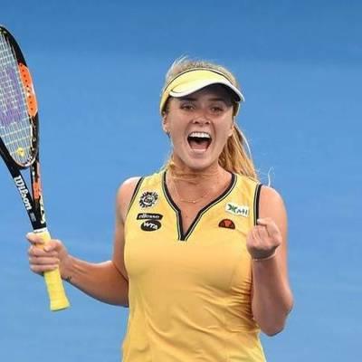 Украинка Свитолина победила на теннисном турнире Rogers Cup в Торонто