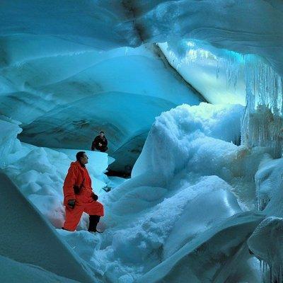 Под льдами Антарктиды ученые обнаружили почти 100 вулканов