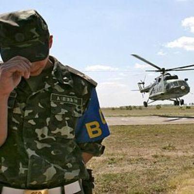 За сутки на Донбассе получили ранения восемь украинских военных – штаб АТО