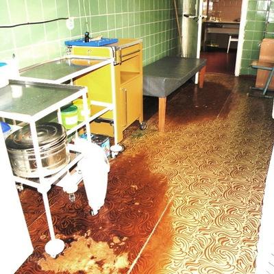Полная антисанитария и грибок: сеть возмутили фото детской больницы в Киеве