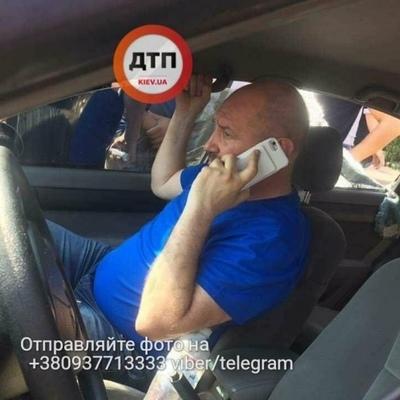 В полиции говорят, что на Троещине стрелял не Мельничук