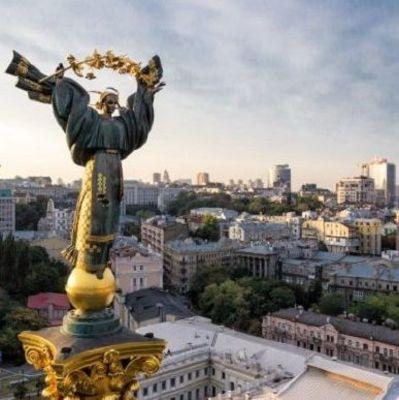 В Киеве в ночь на 17 августа перекроют Крещатик