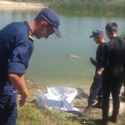 Под Киевом молодые влюбленные утонули в озере