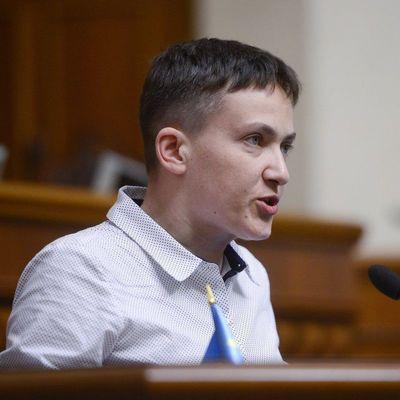 Савченко заявила о намерениях вернуть в Украине Гетьманщину