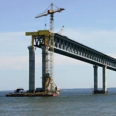 Названа причина будущего крушения Керченского моста (видео)