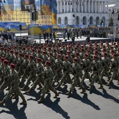 В Киеве перекрыли Крещатик до 24 августа