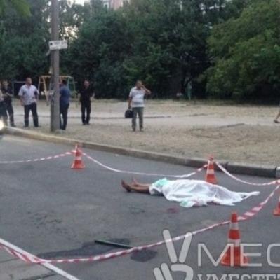 В Запорожье жилец дома зарезал председателя ОСМД