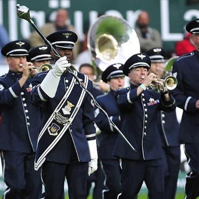 Военный оркестр США выступит на День независимости в Киеве (видео)