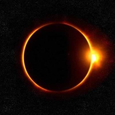 Новорожденную американку назвали в честь солнечного затмения