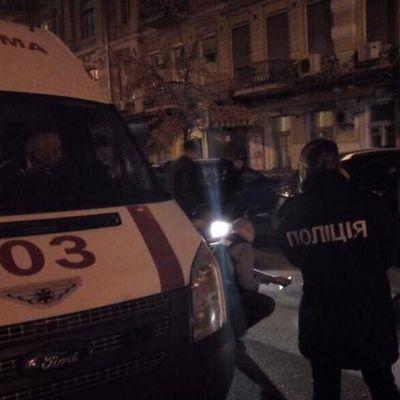 Ночью в Киеве произошла стрельба, погиб иностранец (фото)