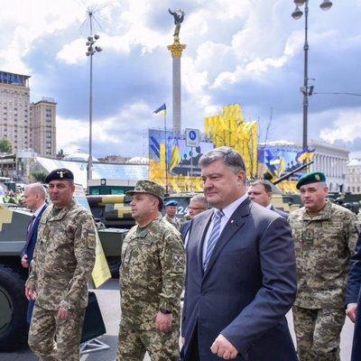 Петр Порошенко: Украина идет ко вступлению в ЕС и НАТО