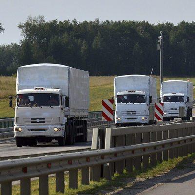 Подарок от «дружелюбного соседа»: В Украину с РФ прибыл очередной «гуманитарный конвой»