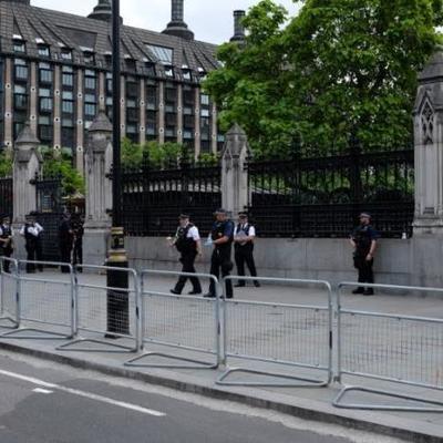 В Лондоне полиция перцовым спреем остановила исламиста с мечом