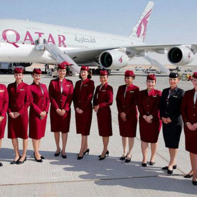 Qatar Airways начинает сотрудничать с Украиной