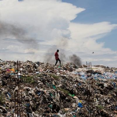 Кения отказалась от использования полиэтиленовых пакетов