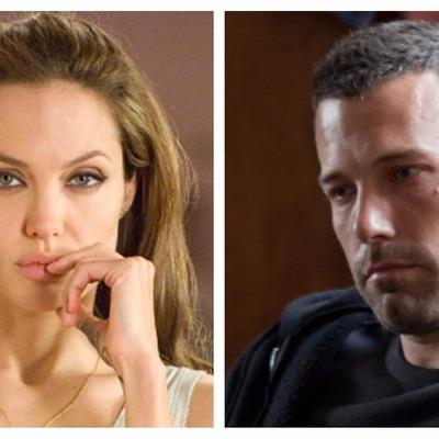 Бен Аффлек и Анджелина Джоли названы самыми грустными звездами