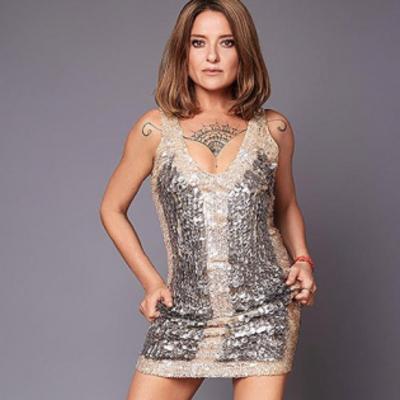 Наталья Могилевская привела себя в форму ради участия в шоу «Танці з зірками»