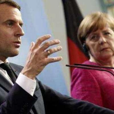 Меркель и Макрон внезапно обратились к Порошенко и Путину