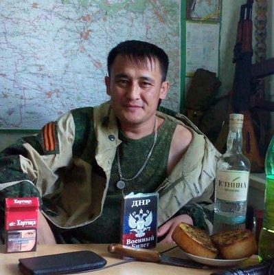 На Донбассе ликвидировали боевика-иностранца (фото)