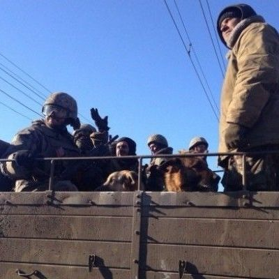 Россия начала выводить войска из зоны АТО