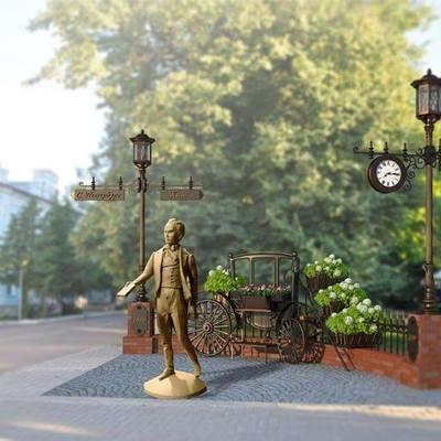 На Сумщине появится оригинальный памятник малолетнего Шевченко (фото)