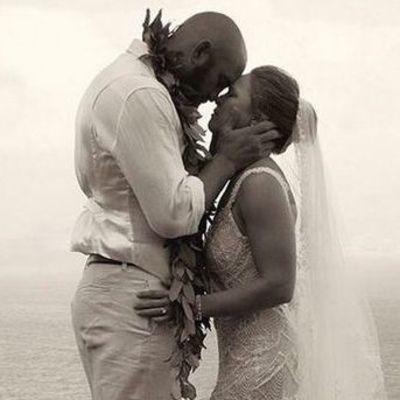 Звезда женских боев Ронда Роузи вышла замуж